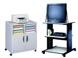 Audio Visual and Printer Carts